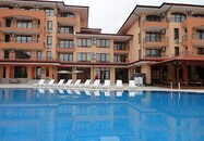 Luxurious complex in the beautiful Saint Vlas!
