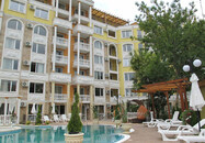 Complex located in the central part of Sunny Beach !