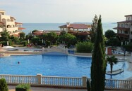 Beautiflly furnished 2 bedroom apartment with sea panorama!