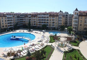 Two bedroom apartment at 300m. from the beach! - 1211