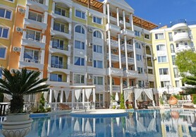 One bedroom apartment at beautiful complex  of Sunny Beach